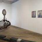 Installation view (Strobert, Guirguis, Sepuya)