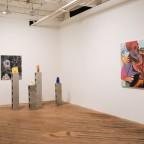 Installation view, Brian Kokoska