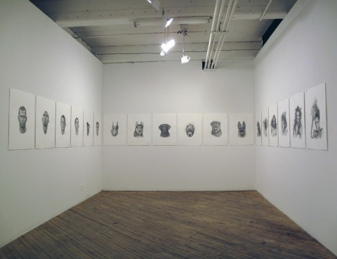 Mark Stockton, installation view