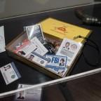 Cigar Box with Fake ID's