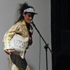 Transparency Trap // Dynasty Handbag (performance by Jibz Cameron)