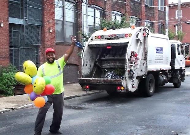 Trash Collector's Ball