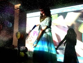 Jenny Drumgoole at AUX   Photo by Whitney Kimball