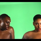 Amina Ross and Jory Drew, still from Pre-Formed Partners (video)