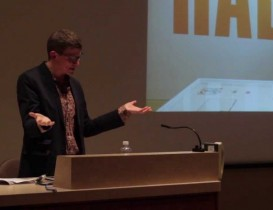 The 2013 Rita Friendly Kaufman Lecture - Anthony E. Elms