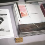 Books at the Vox Populi Gallery Table