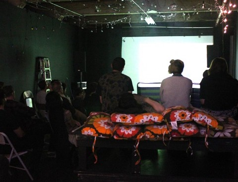 """Pig Story"" screening at AUX Performance Space"