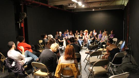 Feminist Urgent at AUX Performance Space w/ Katya Grokhovsky