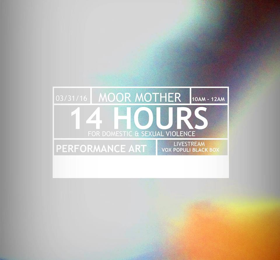 Moor Mother Goddess 14 Hours Vox Populi