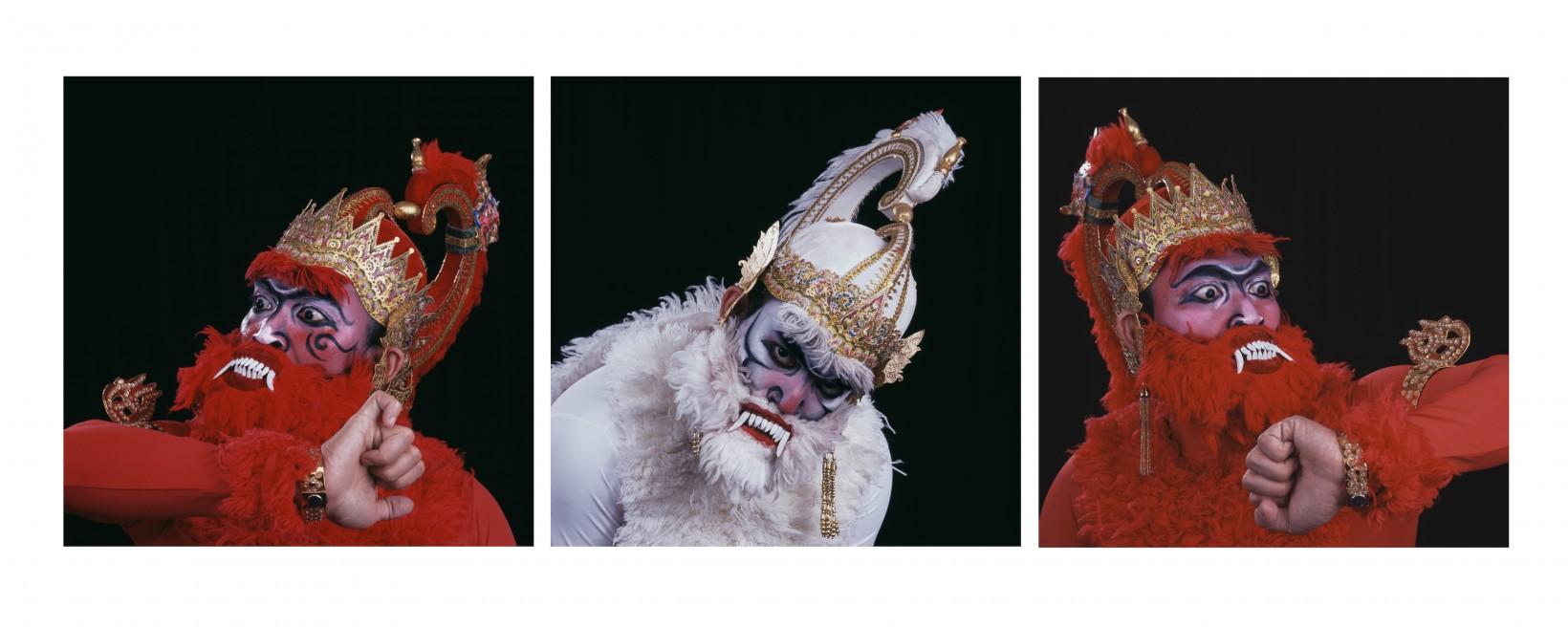 Adri Valery Wens, 'The Wanara', courtesy the artist and Kronenberg Wright Artists Projects, Sydney