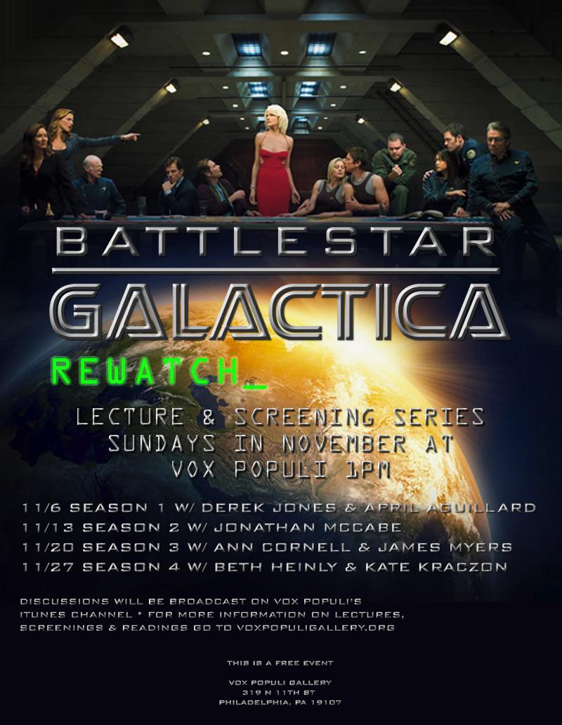 Vox Populi > Battlestar Galactica ReWatch: Season 3