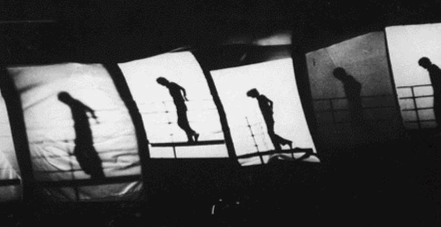 Shuzo Azuchi Gulliver, Cinematic Illumination, 1968–69. © SAGYO, Tokyo.