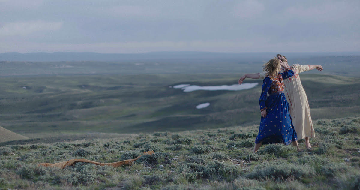 "Paul Hinson, still from short dance film ""Where is the Pass"""