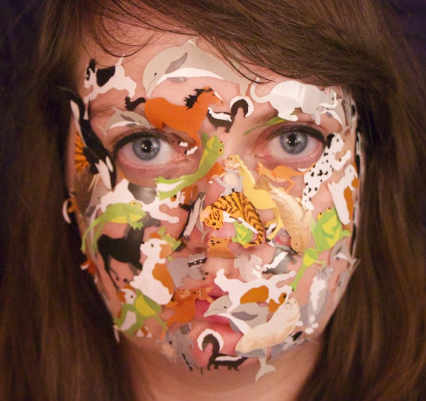 Anya Liftig: Face Ballet © The Artist