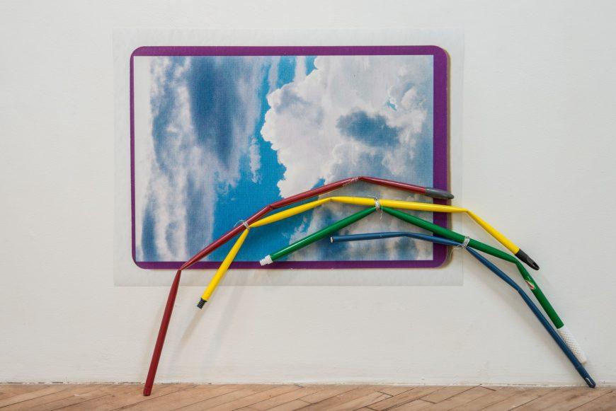 "Julia Staples, ""Your Best Life Now"", 2016, Installation View Vox Populi"