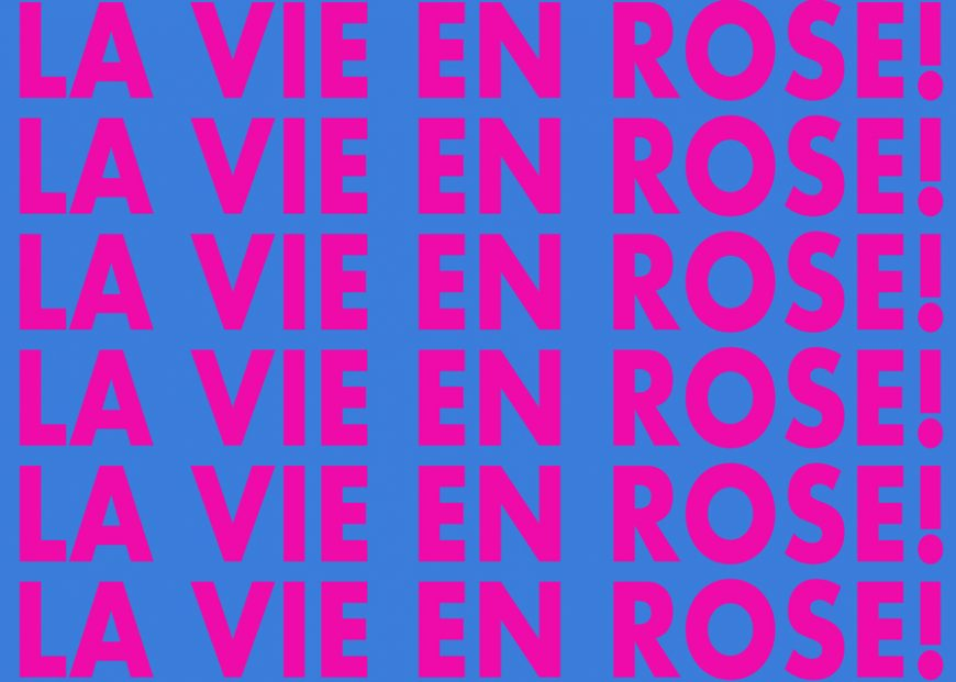 Chad States La Vie en Rose