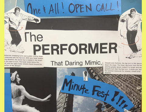 Minute Fest Open Call